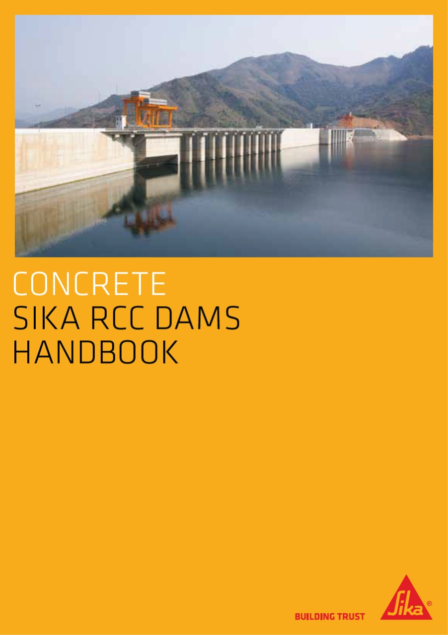 Sika Roller-Compacted Concrete Dams Handbook