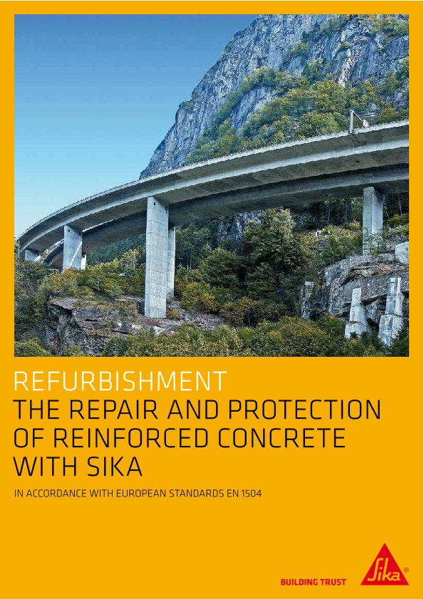 The Repair and Protection of Reinforced Concrete