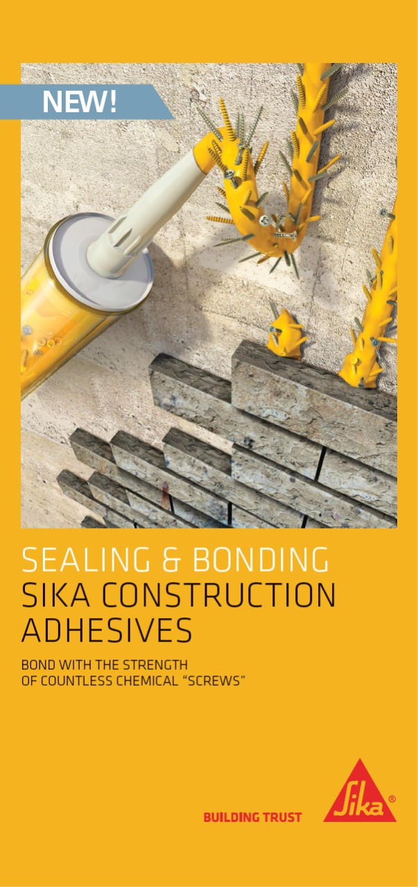 Sika Construction Adhesives