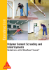 Polymer Cement Screeding and underlayments