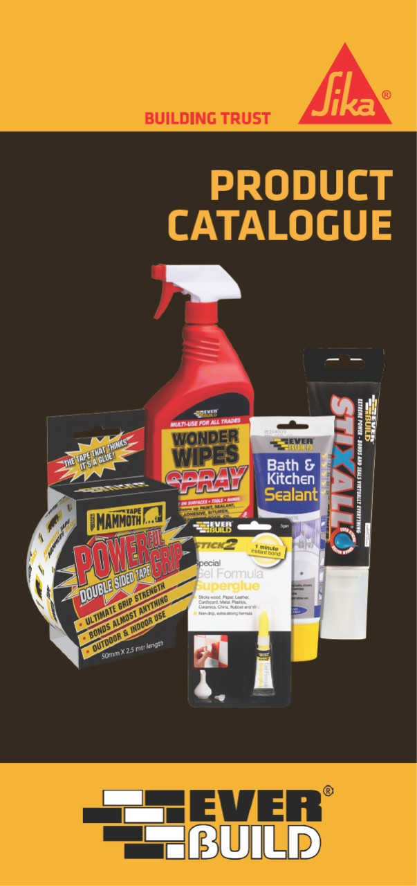 Everbuild Product Catalogue